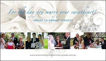 Amore Celebrant Services