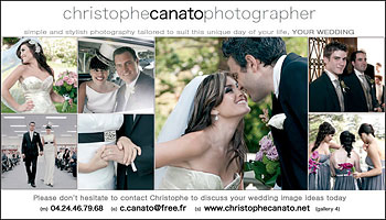Christophe Canato Photographer