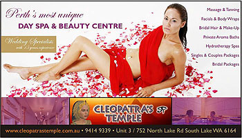 Cleopatras Temple Day Spa