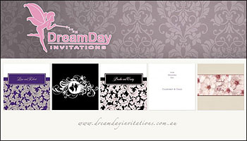 Dream Day Invitations