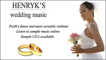 Henryk's Wedding Music