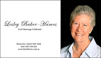 Lesley Baker-Hames