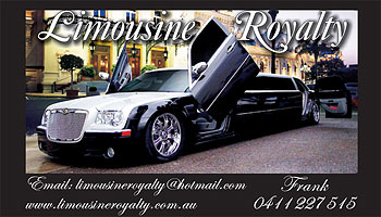 Limousine Royalty