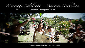 Marriage Celebrant-Maureen Nicholson