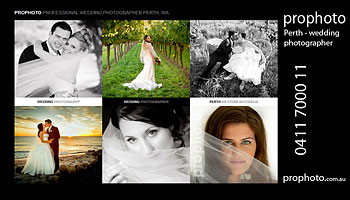 Prophoto Wedding Photographer