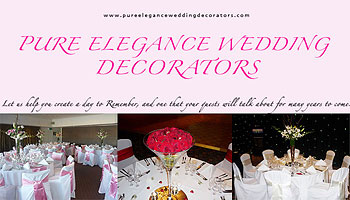 Pure Elegance Wedding Decorators