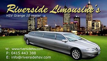 Riverside HSV Limousines