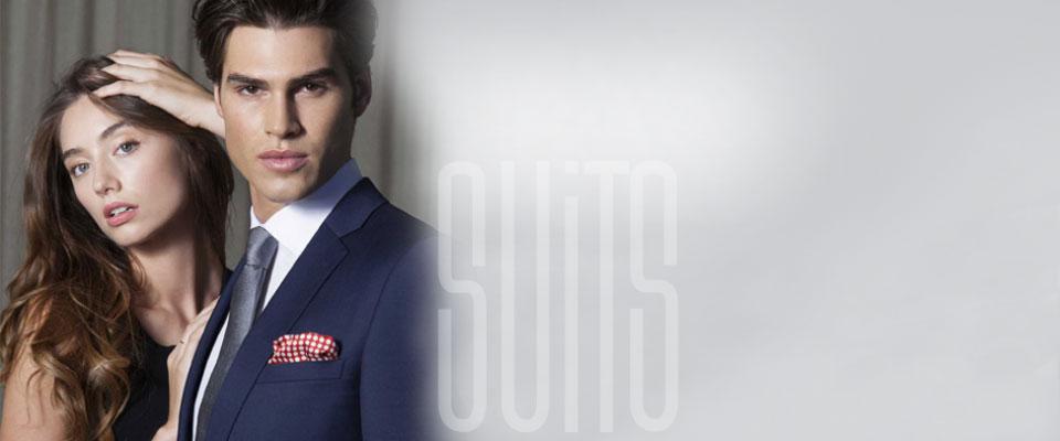 Suits Formal Wear