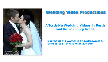 Wedding Video Productions